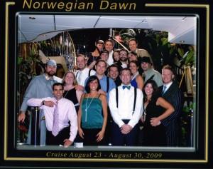 30th Birthday Cruise