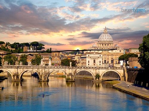 Rome-basilica-di-san-pietro-vatican 1