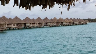 Over Water Bungalows at the St Regis Bora Bora