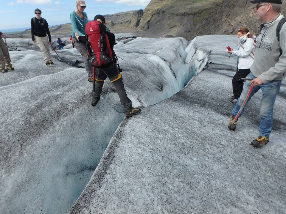 Glacier Hik