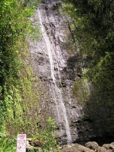 Moana Falls, Oahu