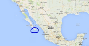 map of cabo