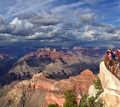 Mather Point- Grand Canyon