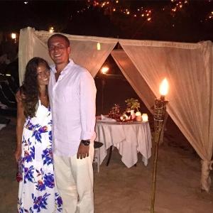 Romantic Beachfront Dinner in Ocho Rios