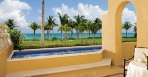 Zoetry Paraiso de la Bonita Ocean Front 1 Bedroom Suite with Terrace