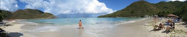 Anse Marcel Beach, Saint Martin