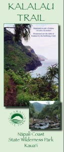 Kalalua Trail-brochure