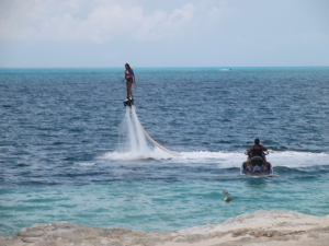 Jetpacking in Cancun