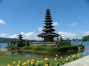 Temple Ulun Danu Bratan  Bedugul, Bali
