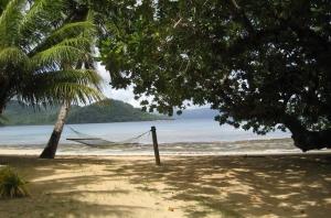 beach at Matangi