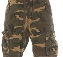 camouflage pants