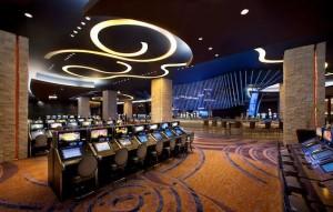 Casino at the Hard Rock Punta Cana.     photo credit:  Caribbean Journal