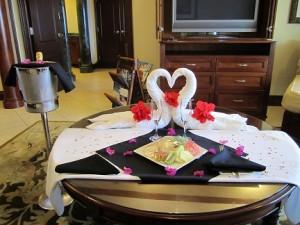 honeymoon amenity reduced