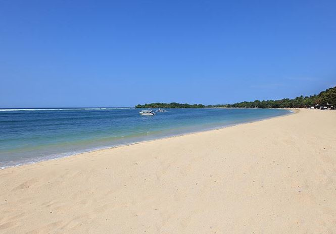 Beach at Nusa Dua