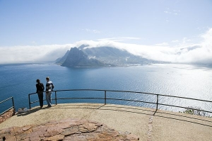 Viewpoint from Chapman's Peak Drive.  Photo Credit:  South Africa Tourism