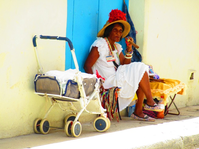 woman-with-cigar-baby-carriage