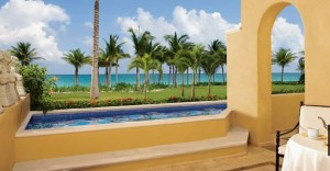Zoetry Paraiso de la Bonita Ocean Front 1 Bedroom Suite with Terrace